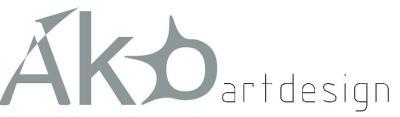 logo Akoartdesign