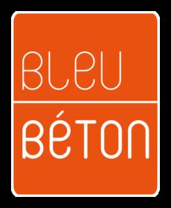 logo Bleu Béton