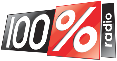 logo Radio 100%