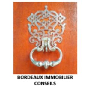 logo Bordeaux Immobilier Conseils